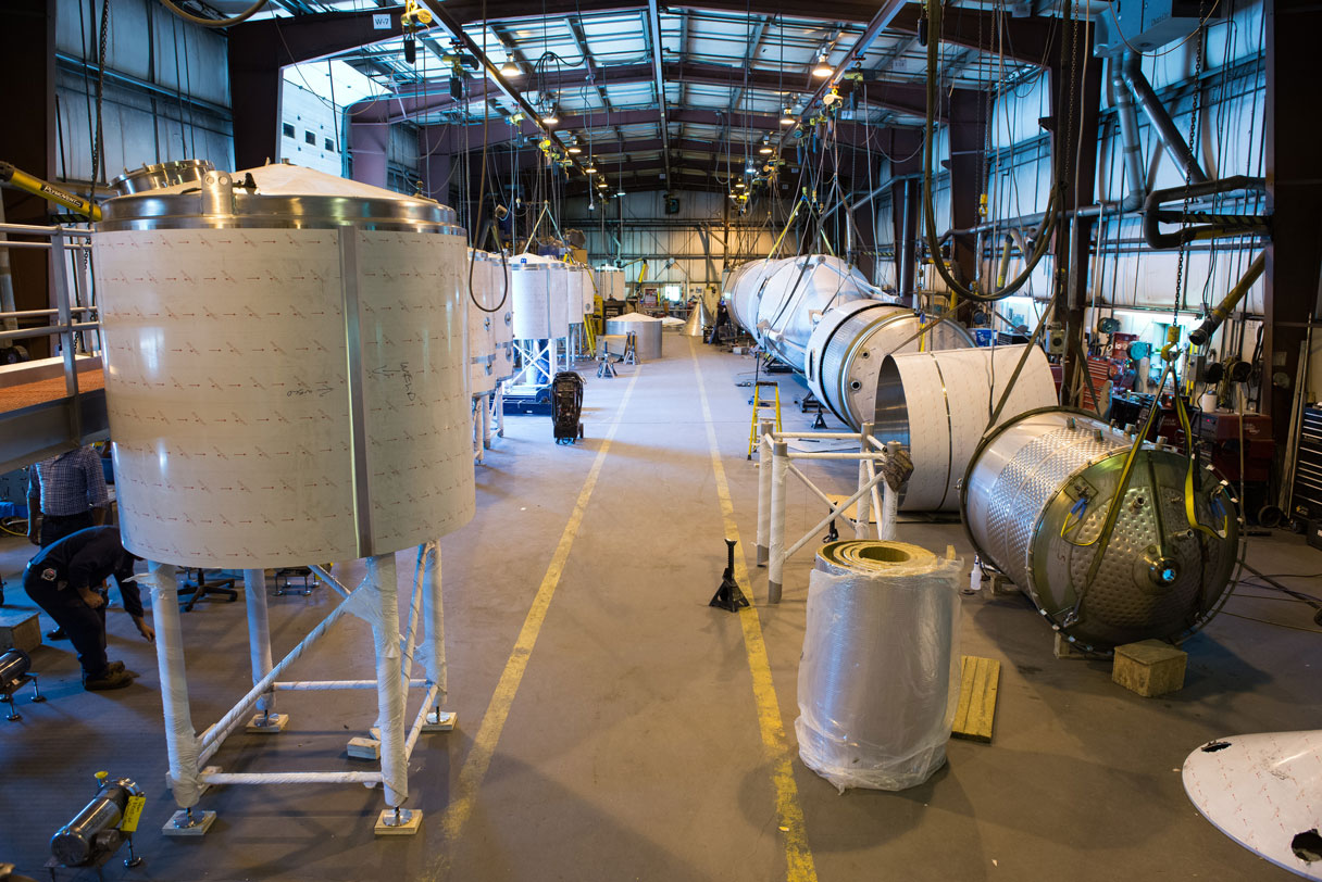Pourquoi DME Brewing solutions